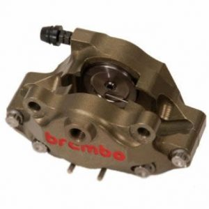 BREMBO BILLET 2 PISTON RACING REAR BRAKE CALIPER X98.88.70