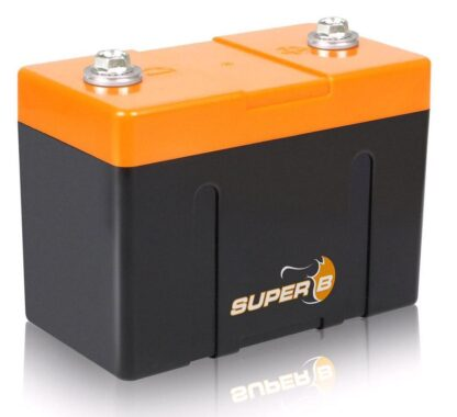 Super-B Lithium Ion Battery 5200