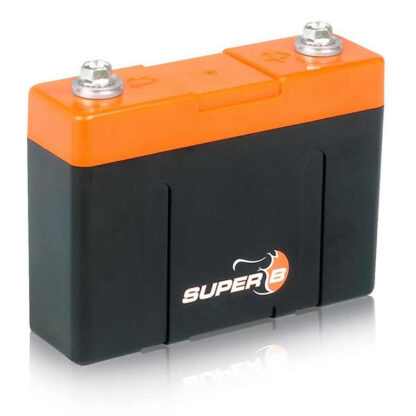 Super-B Lithium Ion Battery 2600
