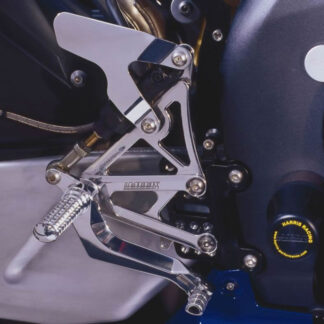 Yamaha footrest kit R1 04-06