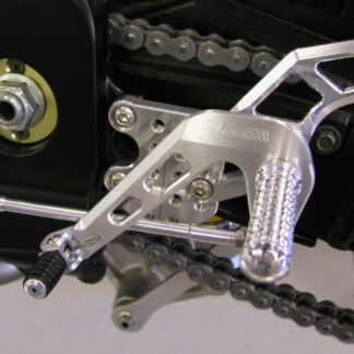 Suzuki GSXR1000 05-06 adjustable footrest kit