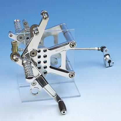 Honda SP1 / SP2 adjustable footrest kit