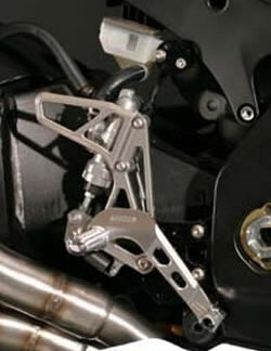 Suzuki GSXR1000 07-08 adjustable footrest kit