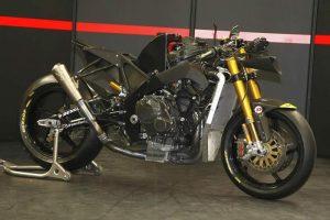 Frame kits Harris Honda 600 Moto2 GP