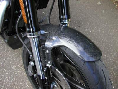Harley Davidson mudguard