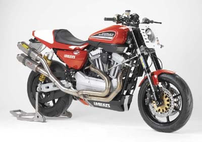 Harley Davidson Xr1200 Harris Performance