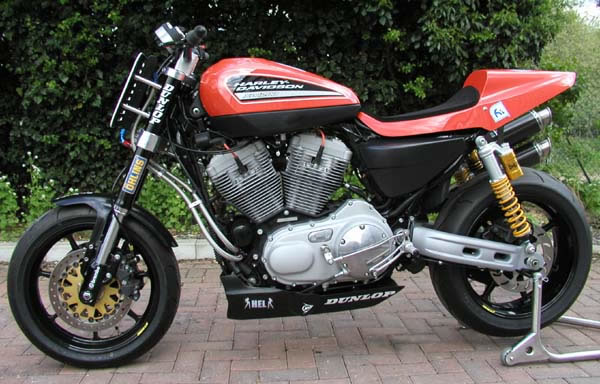 Harley-Davidson XR1200 Trophy Race Series