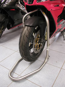 Front Under-yoke Type Paddock Stand