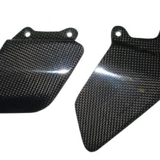 Honda Carbonfibre Heel Guards (Pair)