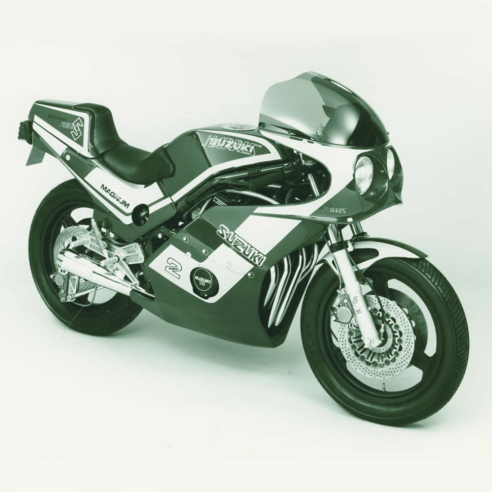 Motorcycle Frame Kits from Harris Performance and photo gallery