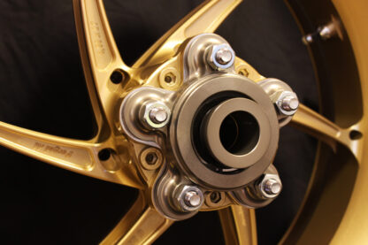 PVM 6 spoke wheel