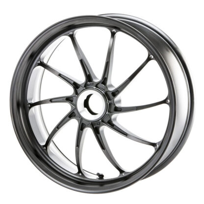 PVM 10 spoke wave wheels