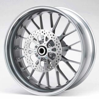 PVM 10 spoke wheel