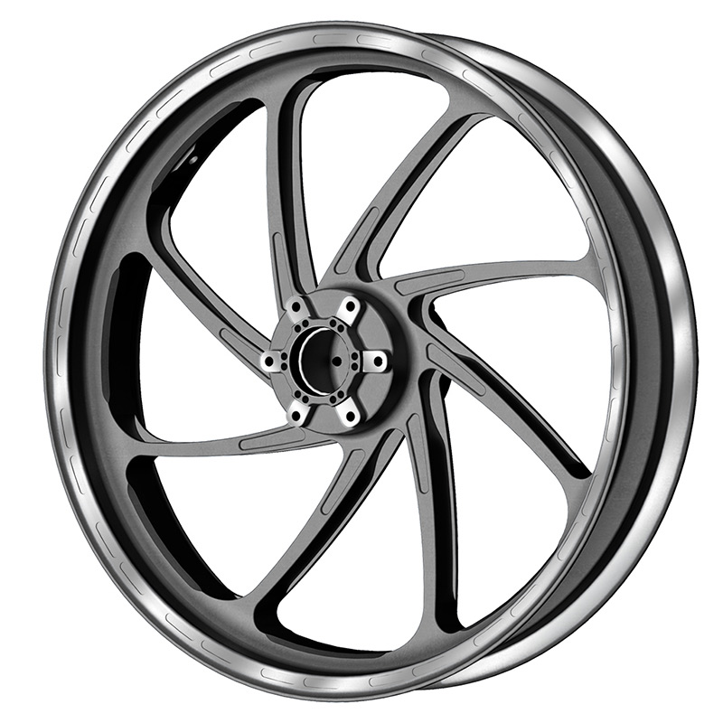 PVM 8 spoke wheels