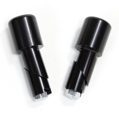 Aluminium bungs for brake lever