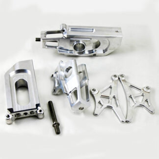 Swingarm Quick Release Conversion