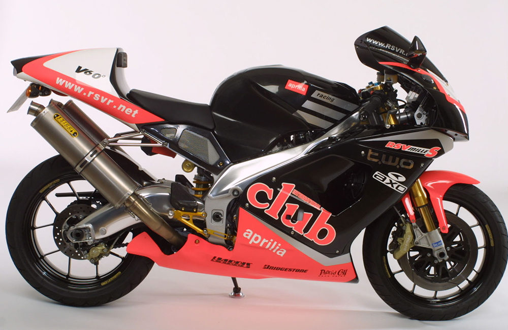 Aprilia RSV Mille Harris Performance