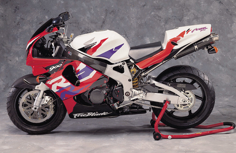 Honda Fireblade Harris Performance
