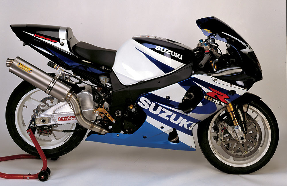 Suzuki GSX R1000 Harris Performance