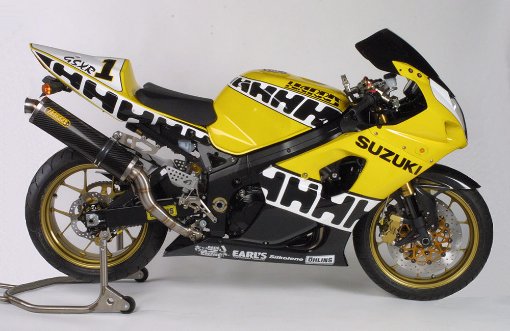 Suzuki GSXR1000 Harris Performance