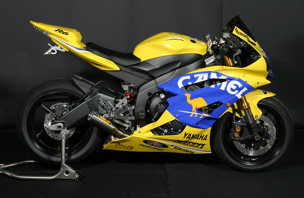 Yamaha R6 Harris Performance