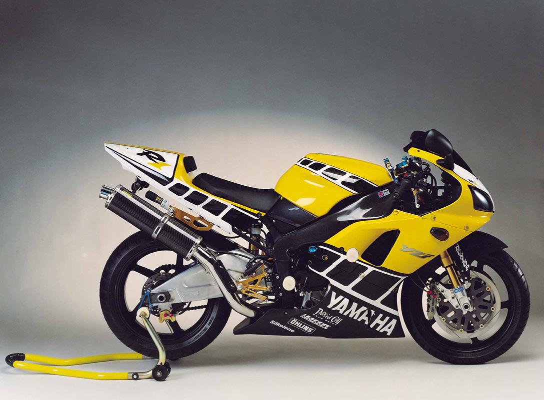 Yamaha R1 Harris Performance