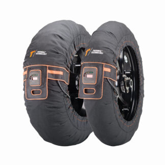 Evo Dual Zone Motorcycle Tyre Warmers