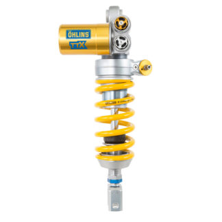 DU340 TTX GP shock absorber