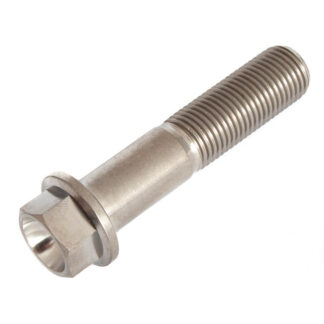 Hexagonal flange bolt