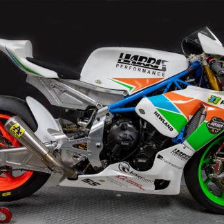 Harris GP2 Motorcycle